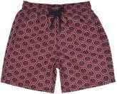 Vilebrequin Anchor Print Swim Shorts 2 Years - 8 Years
