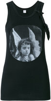 Ann Demeulemeester Angel tank top - women - Cotton - S