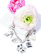 New York & Co. Hearts & Flowers Charm Bracelet