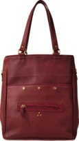 Jerome Dreyfuss Sac Serge in goatskin