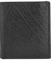 John Lewis Katta Aniline Leather Credit Card Wallet, Black