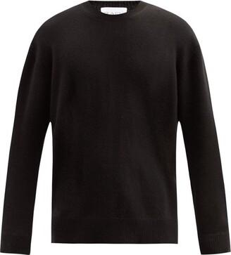 Raey Loose-fit Crew-neck Cashmere Sweater - Mens - Black