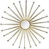 Safavieh Capella Sunburst Mirror