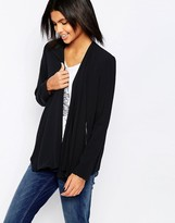Pepe Jeans Dusti Crepe Blazer With Zip Pockets