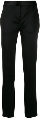 Talbot Runhof Slim-Fit Tailored Trousers