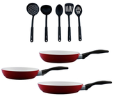 Berghoff Non-Stick Frying Pan and Kitchen Tool Set (8 PC)