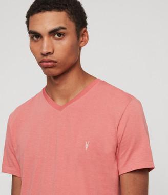 AllSaints Cooper V-Neck T-Shirt