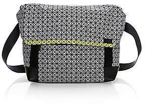 Bao Bao Issey Miyake Men's Neon Stripe Messenger Bag