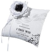 Lillian Rose True Love Ring Bearer Pillow