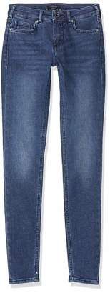 Scotch & Soda Maison Women's La Bohemienne Cropped Straight Jeans