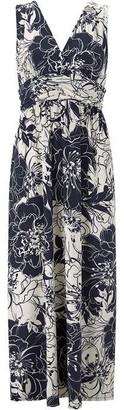 Nougat Turin Floral Maxi Dress
