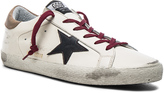 Golden Goose Deluxe Brand Leather Superstar Sneakers