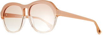 Le Specs Burnout Two-Tone Aviator Sunglasses