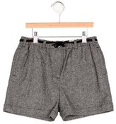 Burberry Boys' Wool Tweed Shorts w/ Tags