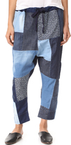 PRPS Patchwork Jogger Pants