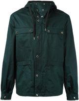 Kenzo windbreaker jacket - men - Cotton/Polyester/Spandex/Elastane - L