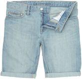 Calvin Klein Shore Blue Slim Shorts