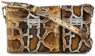 BY FAR Billy leather shoulder bag