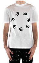 McQ by Alexander McQueen T-shirt Cotton