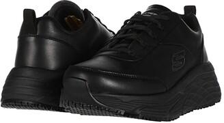 Skechers Elite SR - Kajus (Black) Women's Shoes