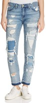 Blank NYC BLANKNYC Distressed Jeans in Looking Glass