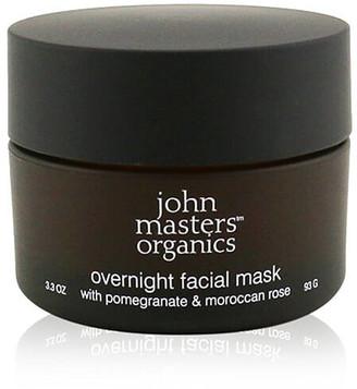 John Masters Organics Overnight Facial Mask with Pomegranate & Moroccan Rose 93g/3.3oz