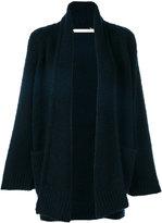 Vince shawl lapel cardigan