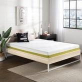 Louisiana Premium Medium Hybrid Mattress Alwyn Home Mattress Size: King, Mattress Thickness: 12