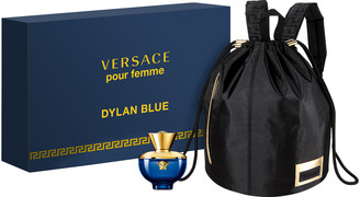 Versace Dylan Blue Pour Femme Backpack Set