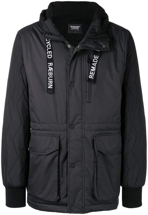 Christopher Raeburn quilted field jacket