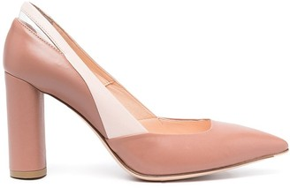 AGL Pointed Toe Pumps