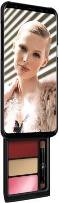 Samsung Positively Red Kit Makeup Case for S8 Black & Black Case