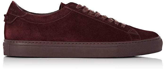 Givenchy Men's Urban Street Suede Sneakers
