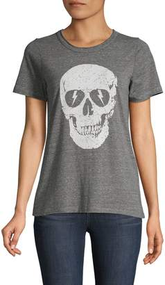 Chaser Graphic Skull Tee