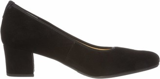 Hassia Women's Florenz Weite H Closed-Toe Pumps