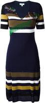Kenzo striped dress