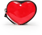 MANGO Heart shaped coin purse