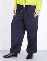 Craig Green Workwear wide-leg silk trousers