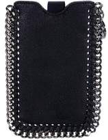 Stella McCartney Chain-Link Phone Case