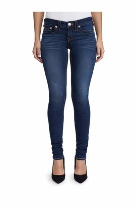 True Religion Women's Contour Low Rise Skinny Leg fit Jean