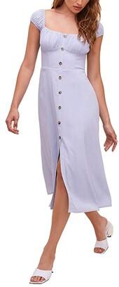 ASTR the Label Bonjour Dress (Powder Blue) Women's Dress