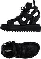 Les Hommes Sandals