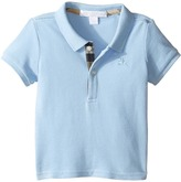 Burberry Palmer Polo Boy's Short Sleeve Knit