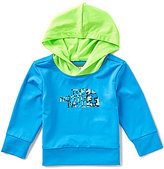 The North Face Baby Boys 3-24 Months Long-Sleeve Hike/Water Hooded Tee