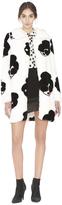 Alice + Olivia Kinsley Faux Fur Oversized Coat