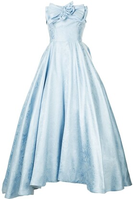 Bambah Georgia Cinderella gown
