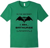 River Island Funny Batnurse Lover Quotes Gift, Nurse T-Shirt