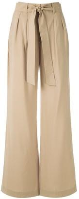 Egrey Otoman wide-leg trousers
