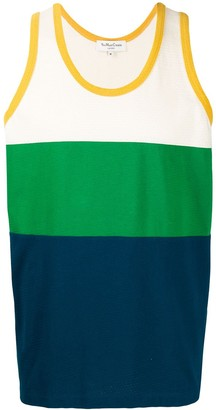 YMC Colour-Block Tank Top