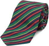 Paul Smith Silk Classic Multistripe Tie